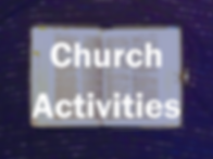 Church Activities - Bible