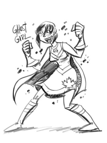 Ghost Girl (Alpha Flight)