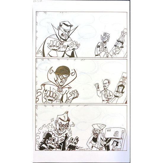 Comic Book History of Comics page 107