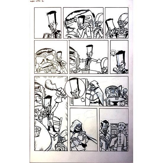 Fall of the Hulks: MODOK page 2