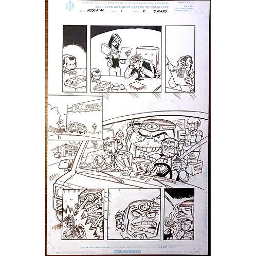 MODOK Reign Delay page 1 and 2