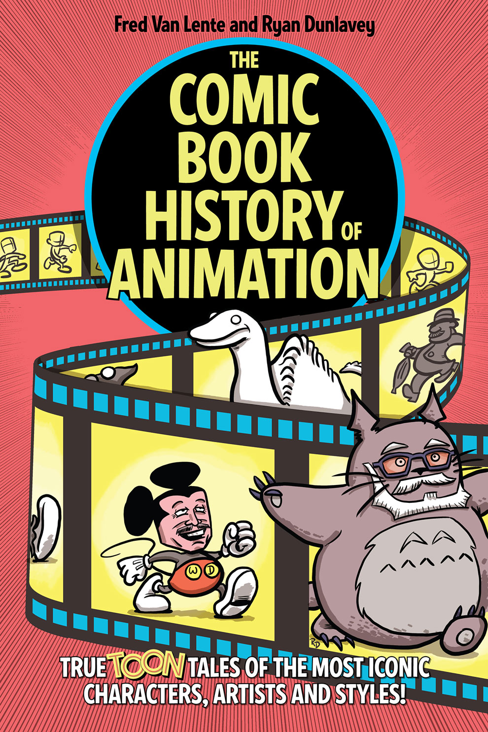 The Comic Book History of Animation