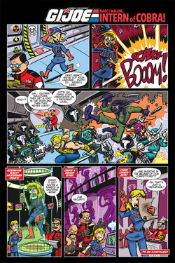 G.I. Joe: Intern of Cobra