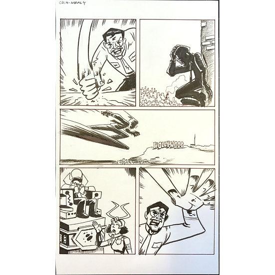 Comic Book History of Comics page 114