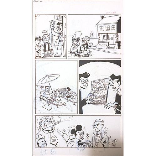 Comic Book History of Comics page 54