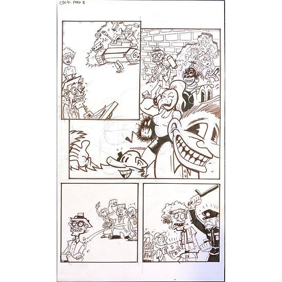 Comic Book History of Comics page 144