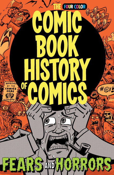 Comic Book History of Comics #4 cover