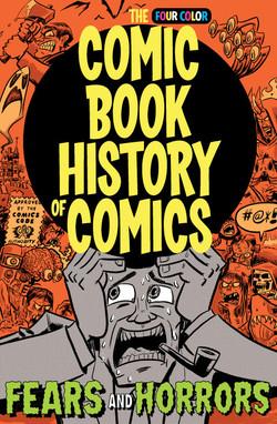 Comic Book History of Comics #4 cover