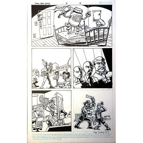 Comic Book History of Comics page 71