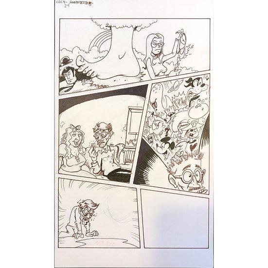 Comic Book History of Comics page 138
