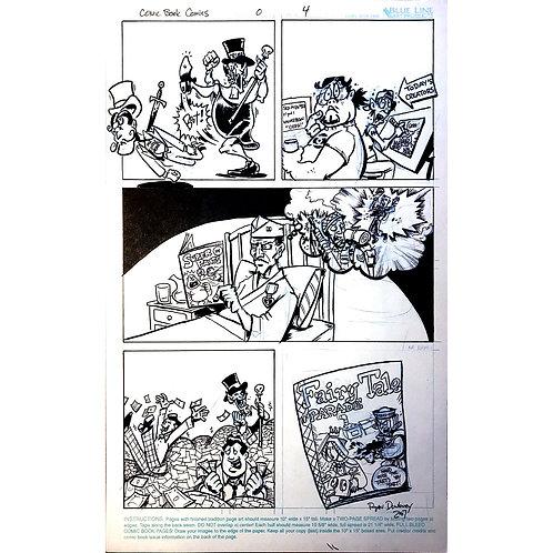 Comic Book History of Comics page 73