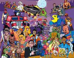 The 80s Strike Back