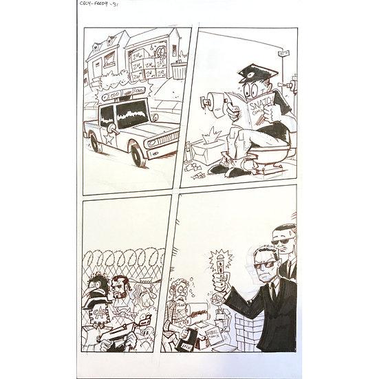 Comic Book History of Comics page 145