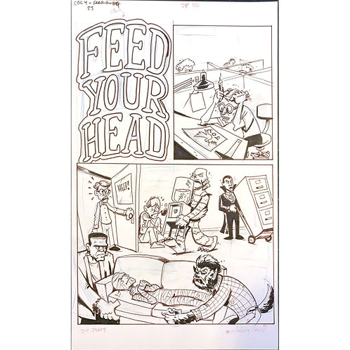 Comic Book History of Comics page 137