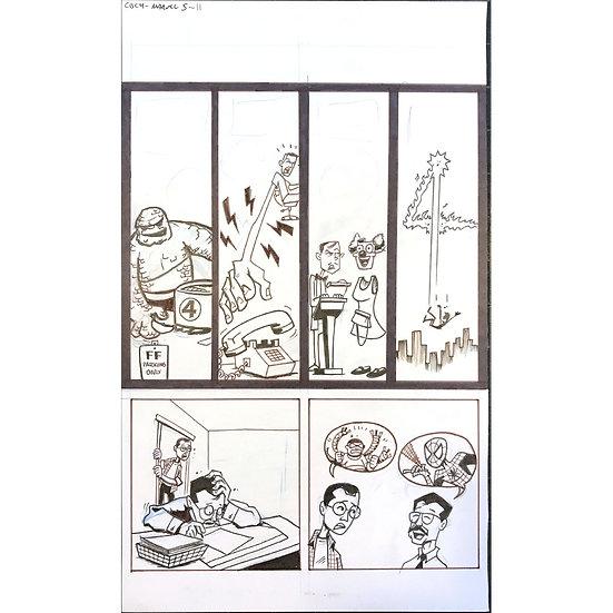Comic Book History of Comics page 115