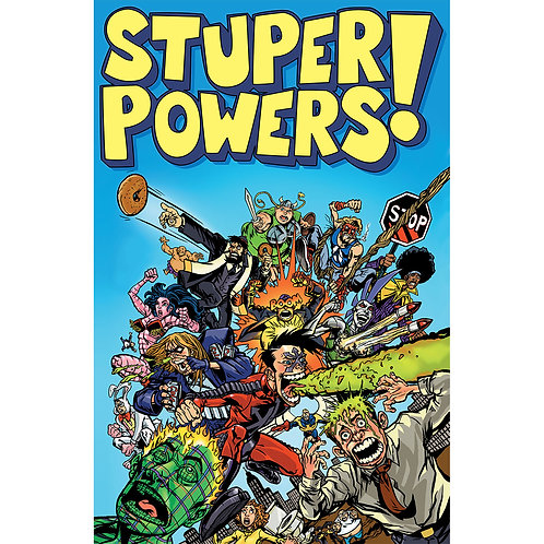 Stuperpowers! role-playing game (digital)