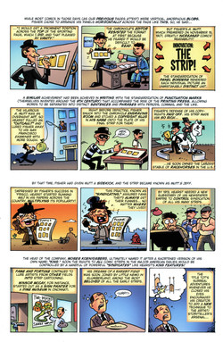 Comic Book History of Comics v1