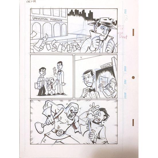 Comic Book History of Comics page 40