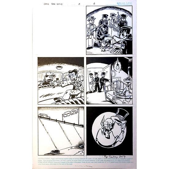 Comic Book History of Comics page 75