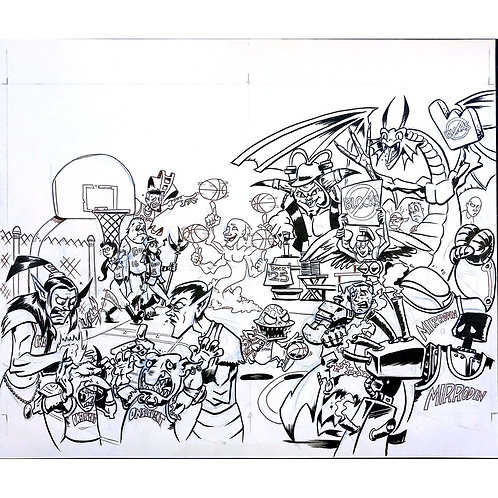 Magic the Gathering artwork #2
