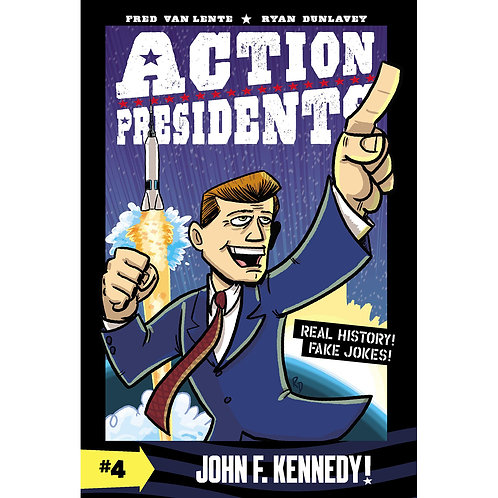 Action Presidents vol 4 Kennedy