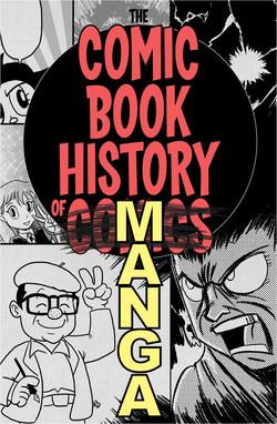 Comic Book History of Manga cover