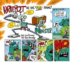 Karatebot