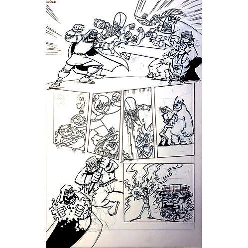 Fall of the Hulks: MODOK page 6