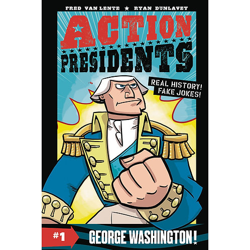 Action Presidents vol 1 Washington