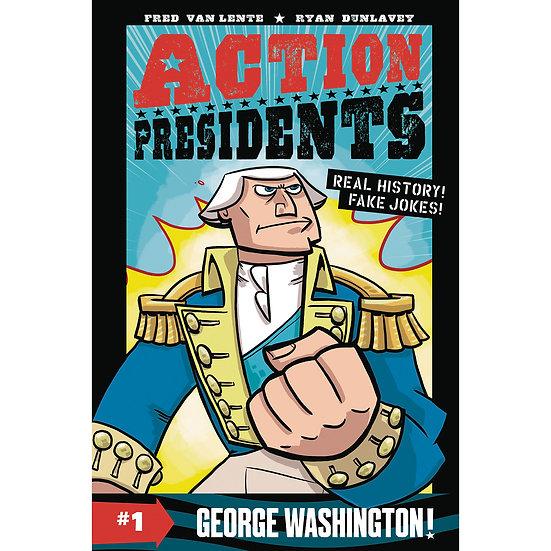 Action Presidents vol 1 Washington