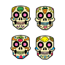 Day of the Dead Dirt Candy