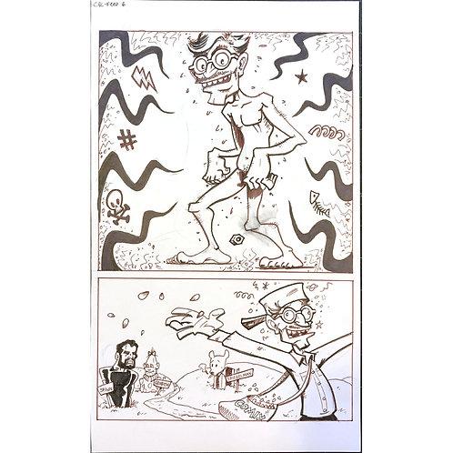 Comic Book History of Comics page 142