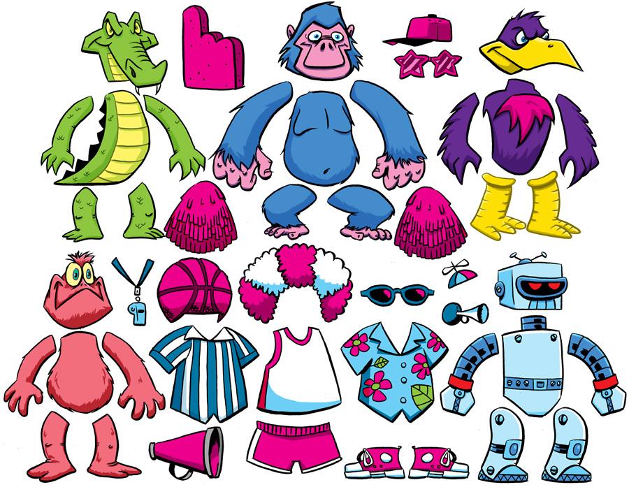 Design-A-Mascot - T-Mobile