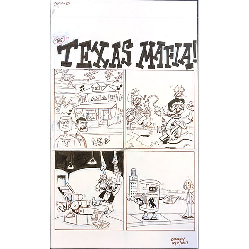 Comic Book History of Comics page 135