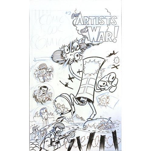 Comic Book Comics #2 cover