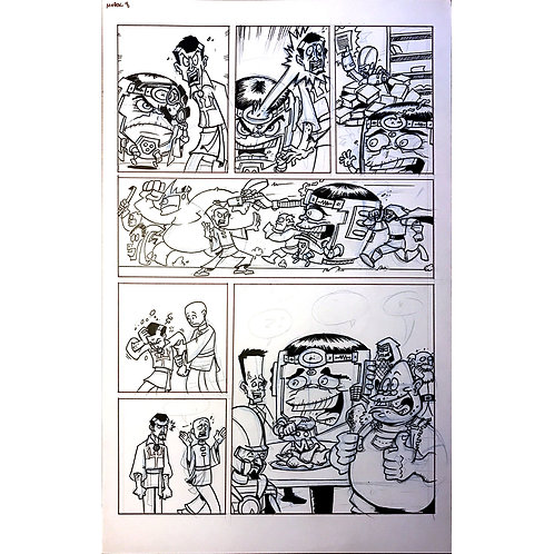 Fall of the Hulks: MODOK page 8