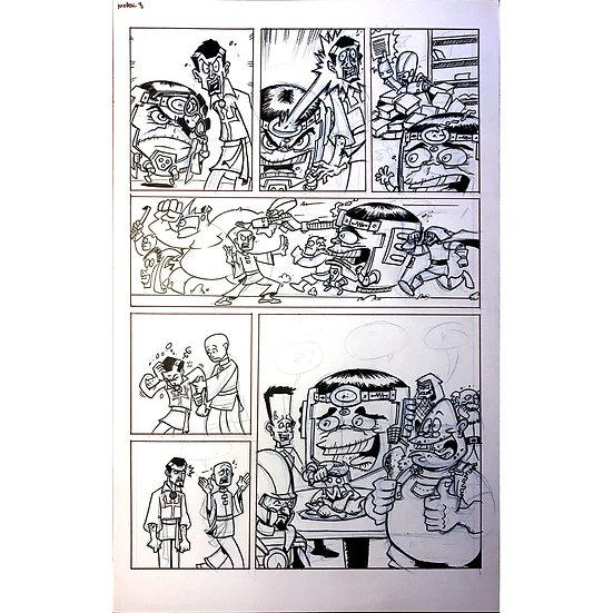 Fall of the Hulks: MODOK page 8