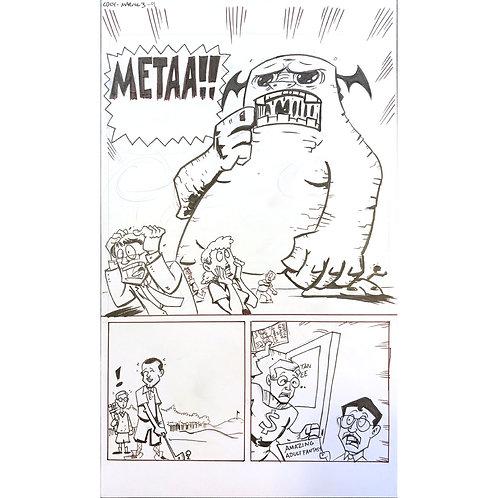 Comic Book History of Comics page 113