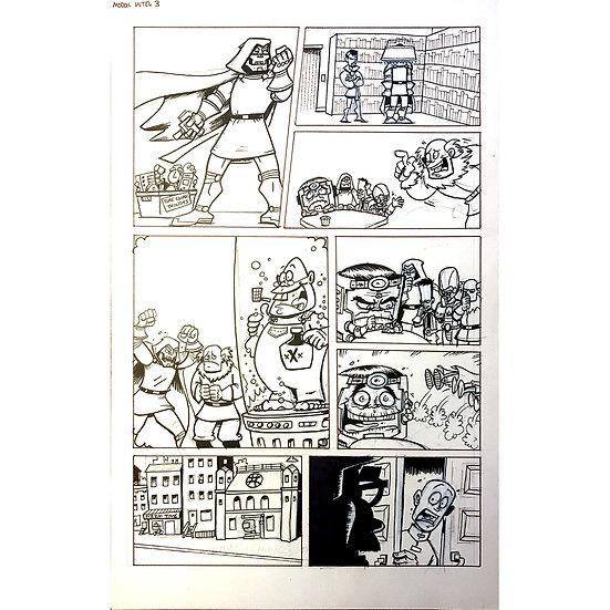Fall of the Hulks: MODOK page 3