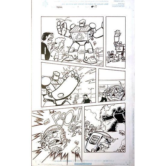 MODOK Reign Delay page 17
