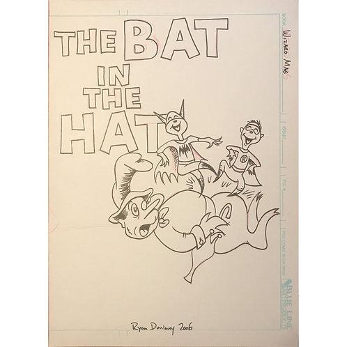 Dr Seuss Batman art
