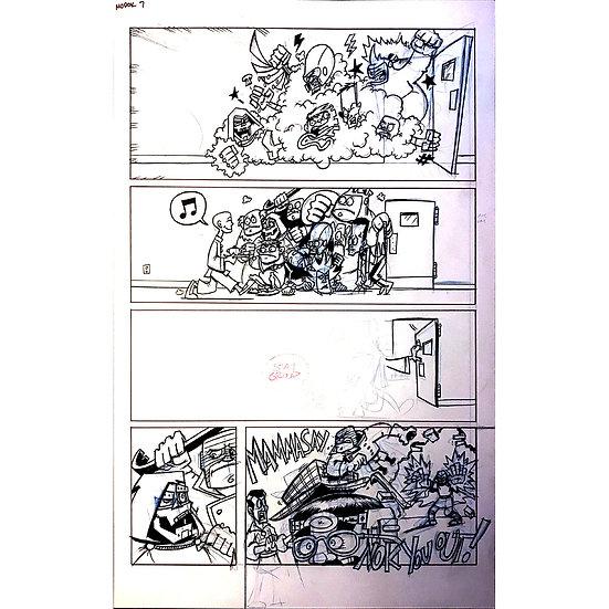 Fall of the Hulks: MODOK page 7