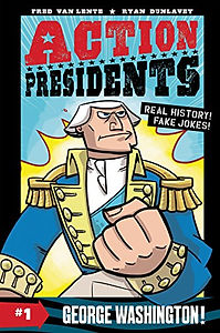 Action Presidents #1 George Washington!