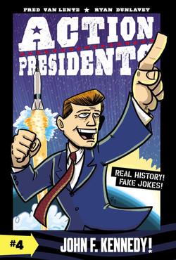 Action Presidents John F Kennedy
