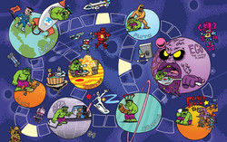 Planet Hulk: The Board Game!