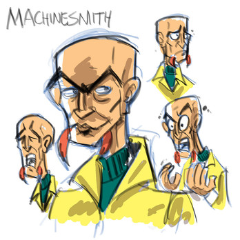 Machinesmith