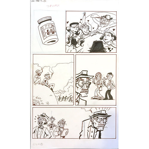 Comic Book History of Comics page 143