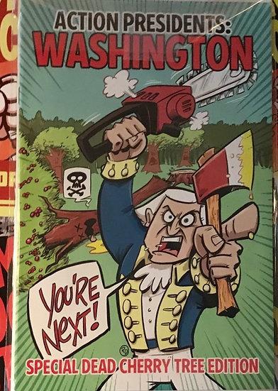 Action Presidents - original edition