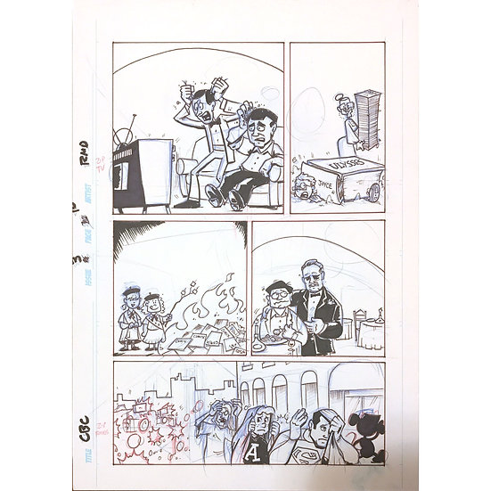 Comic Book History of Comics page 96