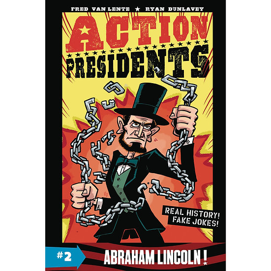 Action Presidents vol 2 Lincoln